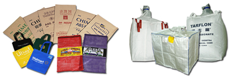 Bulk Bag & Other Special Packaging Material